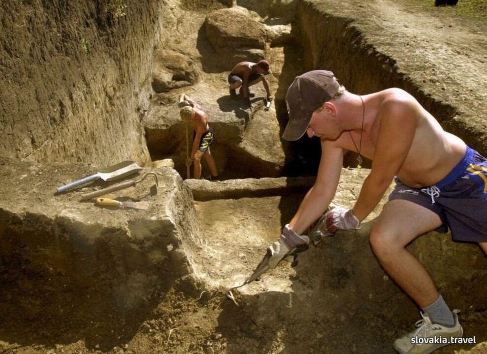 Zoznamka v meste archeológia