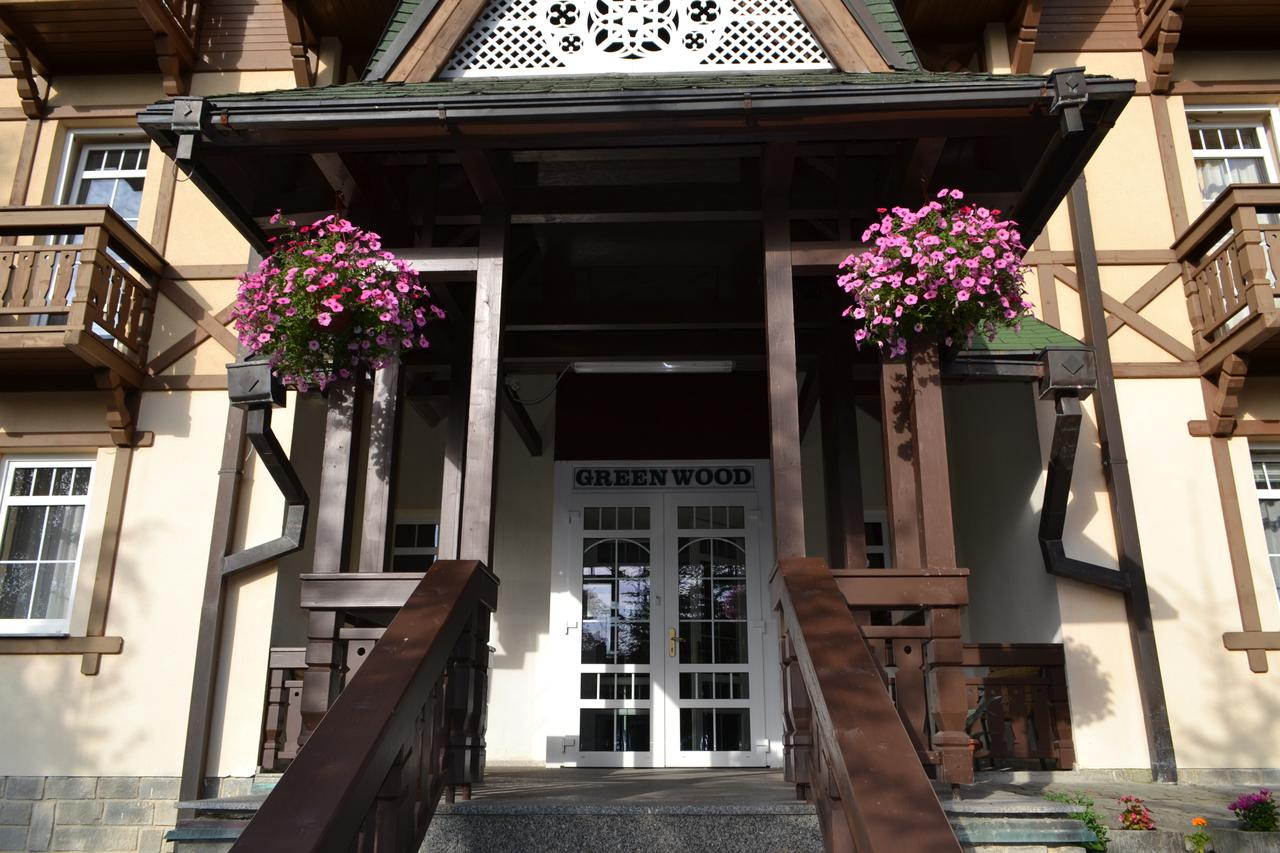 Greenwood hotel obrázok